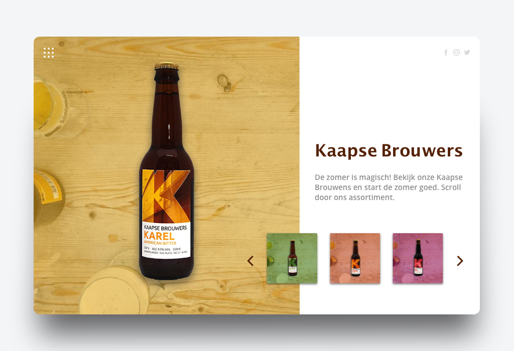 Concept Kaapse Brouwers